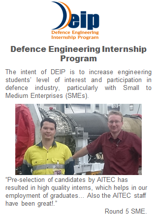 Defence Engineering Internship Program